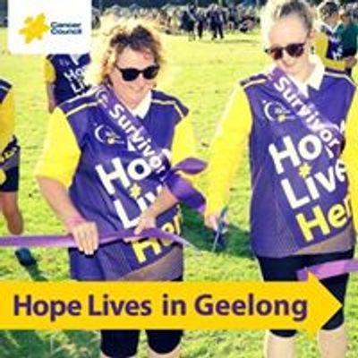 Cancer Council Victoria Geelong Relay For Life