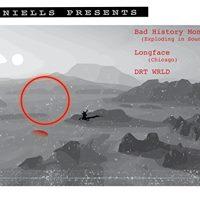 Bad History Month(Exploding in Sound) Longface DRTWRLDOneills