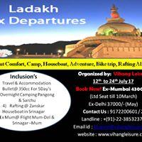 Explore Leh ladakh 13Days