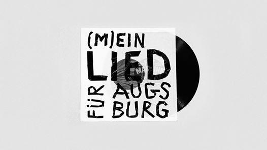 M)ein Lied fr Augsburg - Ein Liederabend mit Slam-Charakter