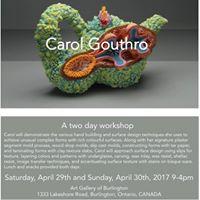 Carol Gouthro Workshop
