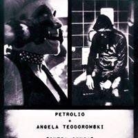 Petrolio per Intramoenia - performance act Angela Teodorowsky