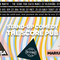 Stand Up Marius Covache &amp Sasa