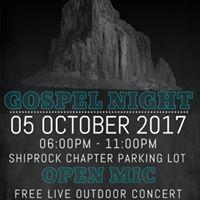 106th Northern Navajo Nation Fair Gospel Night