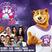 Carnaval BLOCO do URSO 2018 - Top Folia RJ