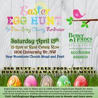 Easter Egg Hunt Fundraiser