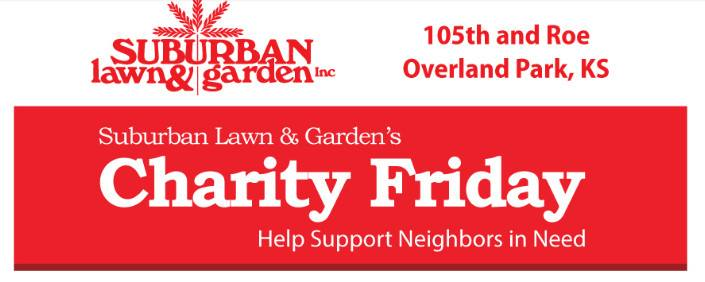 Suburban Lawn U0026 Garden Charity Friday For Catholic Charities   Overland Park