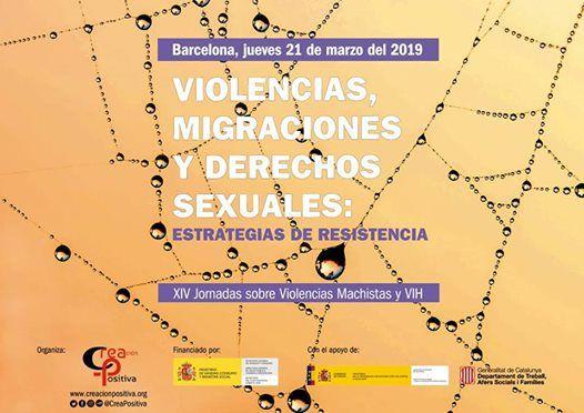 XIVJornadas sobre violencias machistas y VIH Reserva la fecha