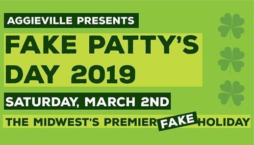 Fake Pattys Day 2019