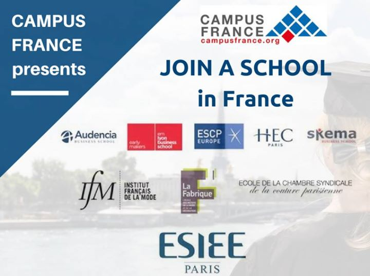 Visioconference - Join a School in France