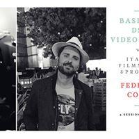 Basics of DSLR videography with Italian filmmaker Federico Corno