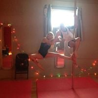Beginners pole course Mon 7th Aug