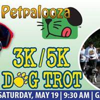 Auburns Dog Trot 3K5K Fun Run