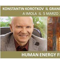 Konstantin Korotkov lo scienziato che ha fotografato lAnima