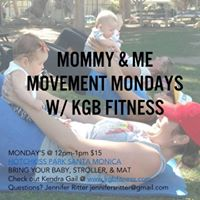 Mommy &amp Me Movement Mondays