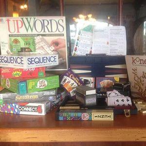 Board Games Treats &amp Caroling