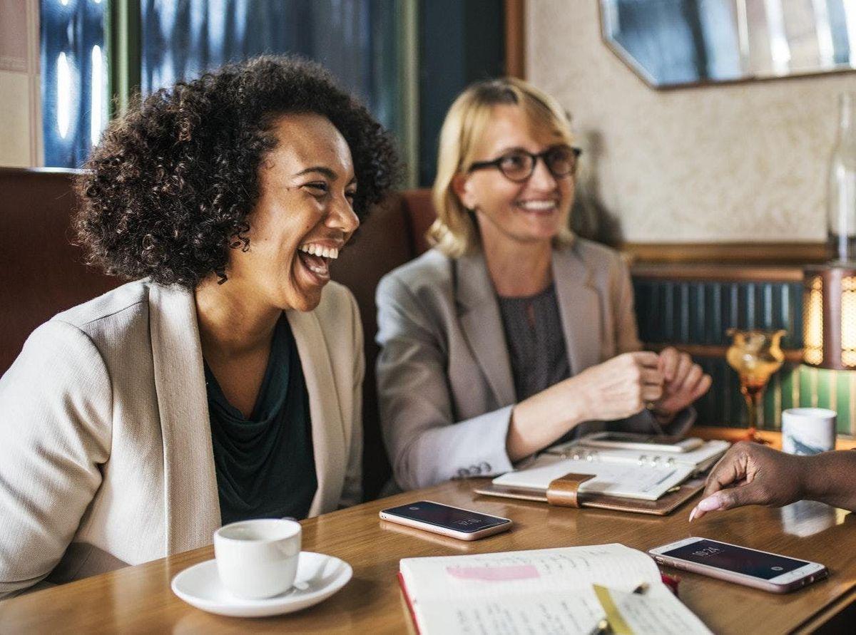 Women in Leadership Coffee Mornings  Co-working