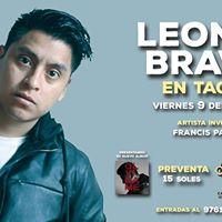 Orange Rock-Cafe presenta Leonel Bravo Concierto en TACNA