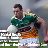 Dont Gamble on Your Mental Health With Niall McNamee