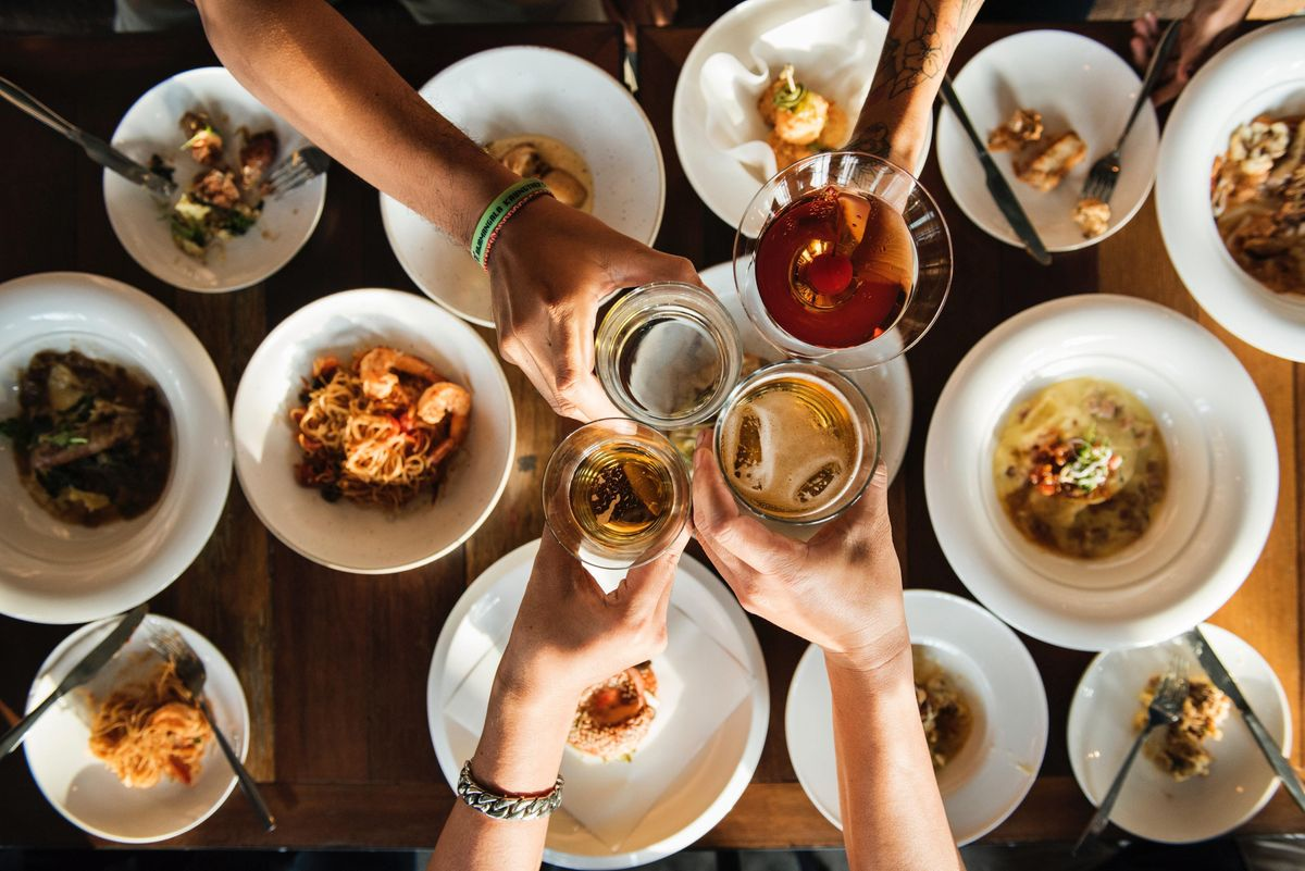 Dine Out with a Registered Dietitian