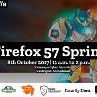 Firefox 57 Sprint