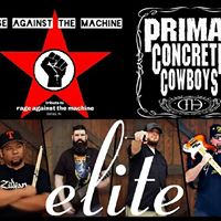 Rage Pantera &amp Deftones tributes THE GRANADA