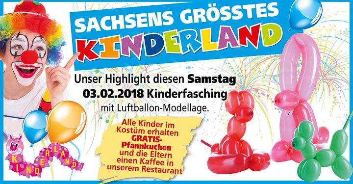 Kinderfasching Im Kinderland At Mobel Mahler Siebenlehn Siebenlehn