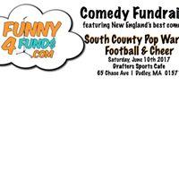 South County Pop Warner Football &amp Cheer F4F Fundraiser
