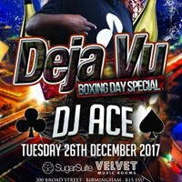 Deja Vu Boxing Day Special with DJ Ace BBC 1 Xtra