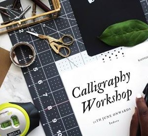 Art of Beautiful Writing - Calligraphy Workshop
