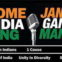A Musical Celebration of India &quotCOME INDIA SING JANA GANA MANA&quot