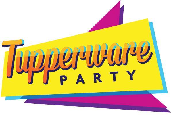 Karas Holiday Tupperware Facebook Party at In your home – Tupperware Party Invitation