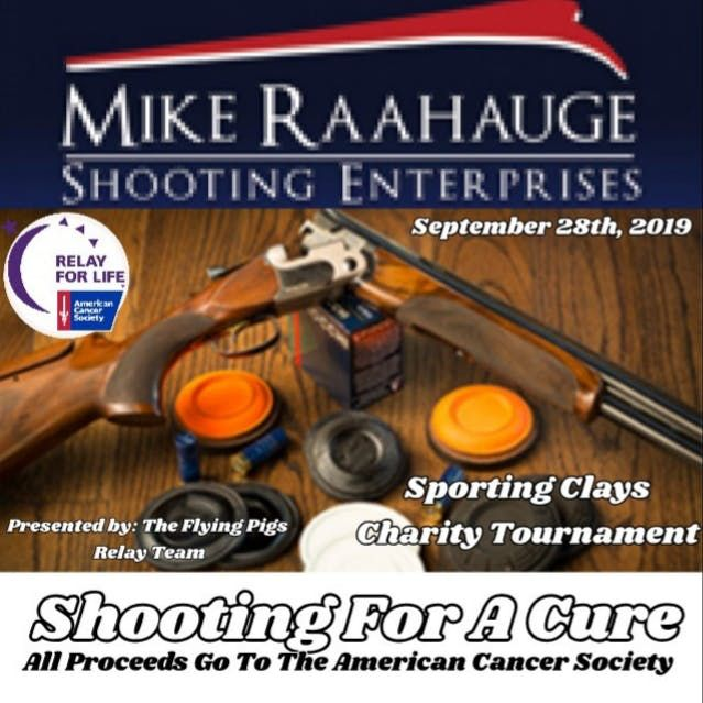 Shooting For A Cure at Mike Raahauge Shooting Enterprises, Corona