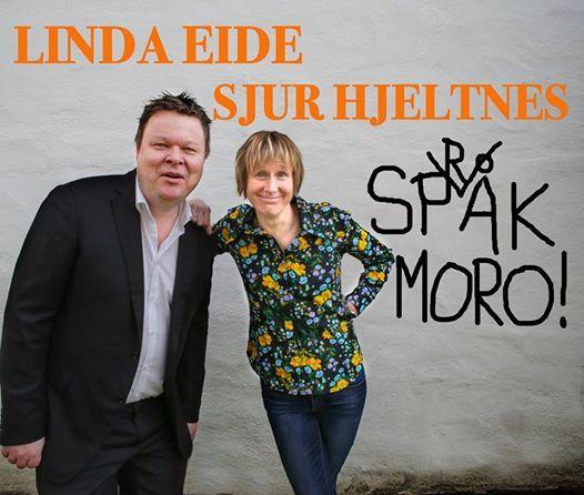Sprkmoro med Linda Eide og Sjur Hjeltnes