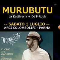 Murubutu - sabato 1 luglio 2017 - Arci Colombofili (PR)