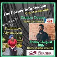 Q&ampA Session with Damon Young