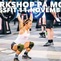 Workshop med Kristin Holte