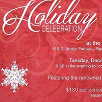 Holiday Celebration at the Parkway Grill