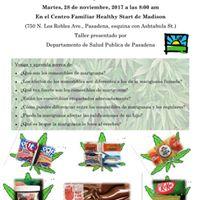 Los peligros de los comestibles de mariguana