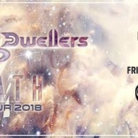 Desert Dwellers Breath Album Tour 2018 at The Stache