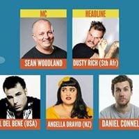 Sydney Comedy Festival Showcase - Brisbane OLD