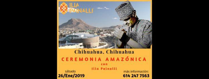 Ceremonia Chihuahua Chih.