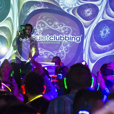 VIP Patio Quiet Clubbing Party in Pasadena