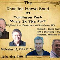 Williamstown WV Concert in the Park
