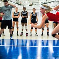 Under Armour Volleyball Factory National Tryout &amp College PREP