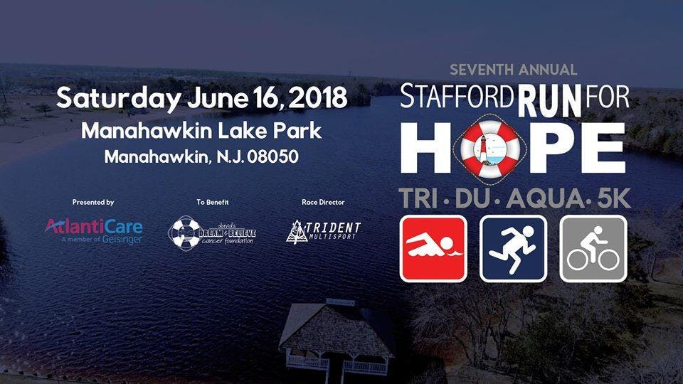 7th Annual Stafford Run for Hope
