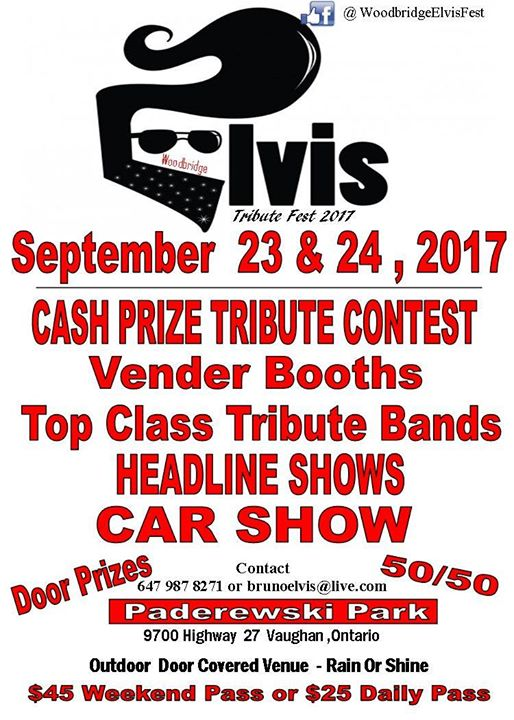 Woodbridge Elvis Fest