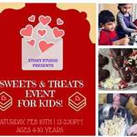 Sweets &amp Treats Event