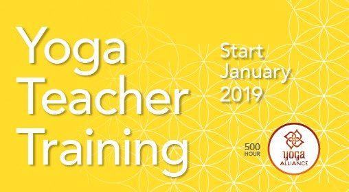 Info evening Yoga Teacher Training 500hr
