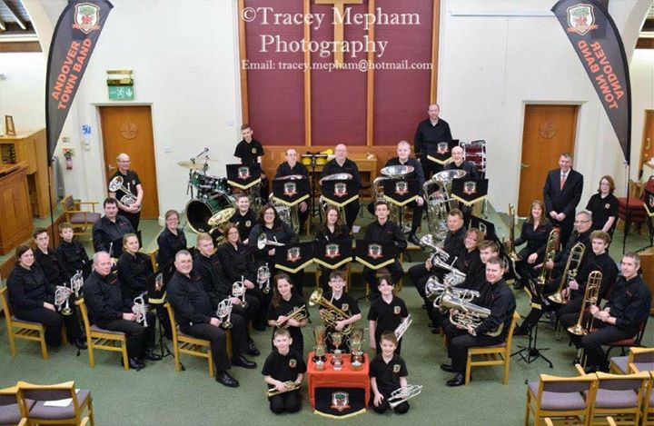 A Spring Collection with Andover Town Band